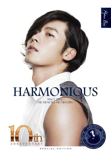 ヒョンビン デビュー10周年記念コレクションDVD「HARMONIOUS-HIS MEMORY HIS STORY SINCE 2002」 [DVD]