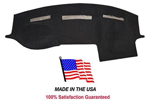 2009-2015 Dodge Ram pick up Dash Cover Mat Pad Carpet DO68 (Black) (2011 Dodge Ram Speakers compare prices)