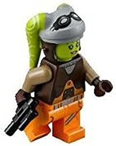 LEGO® Hera Syndulla Minifigure - Star Wars Rebels: Amazon ...  LEGO® Hera Syn...