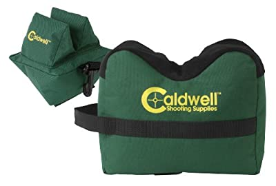 Caldwell DeadShot Shooting Bag Combo from Battenfeld