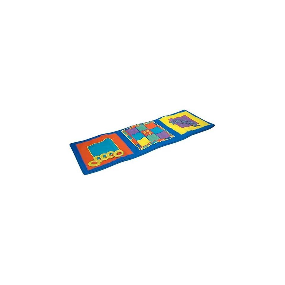 Terrific Kids Tic Tac Toe Padded Play Mat Or Tko 2 X 4 Foot Bean Bag Evergreenethics Interior Chair Design Evergreenethicsorg