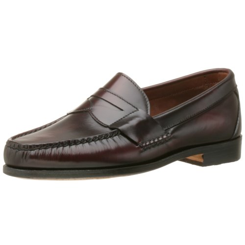 Allen Edmonds Men's Walden Loafer,Burgundy,11 E