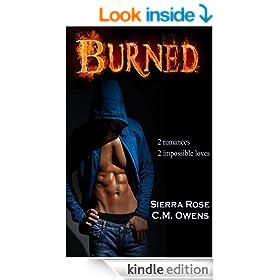 Burned (2 contemporary romances)