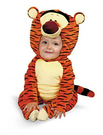 .com: Tigger Toddler Costume 1218 Month  Toddler Halloween Costume
