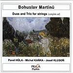 Duos & trios � cordes (enregistrement...