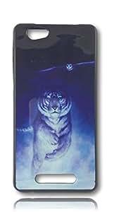 BlueArmor Sparkle Back Soft Cover Case for Xolo Era X Design 57