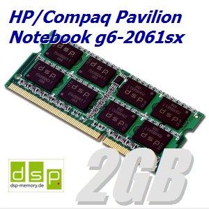 2GB Speicher / RAM für HP/Compaq