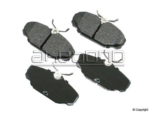 Akebono ProAct ACT610 Disc Brake Pad