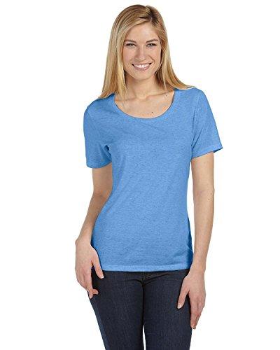 bella-6406-missy-a-manches-courtes-col-rond-t-shirt-pour-homme-bleu-x-large