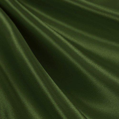 Green Satin Sheets front-127249