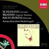Schumann: Carnaval; Brahms: