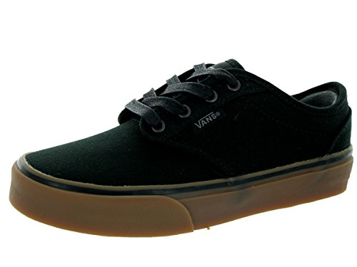 vans-kids-atwood-10-oz-canvas-black-gum-skate-shoe-7-kids-us