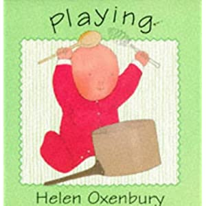 Playing (Baby Board Books)