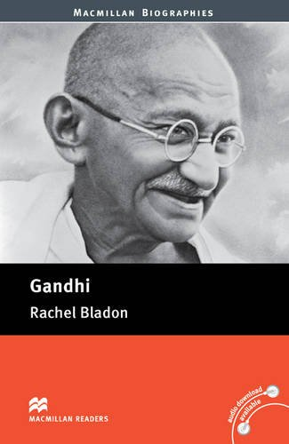 Macmillan Readers Gandhi Pre-intermediate Level
