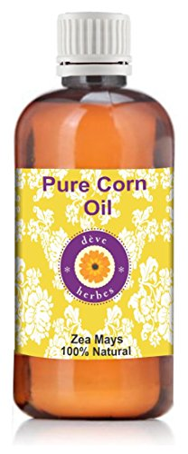 Pure Corn oil 100ml (Zea mays)