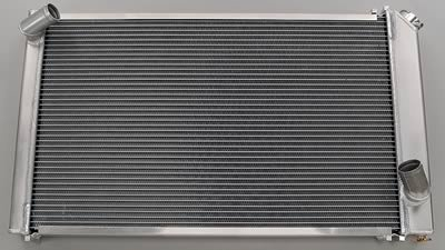 Be Cool BCI-60029: Radiator, Direct Fit, Aluminum,