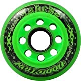 Skate Out Loud-Green Labeda Addiction Inline Skate Wheels