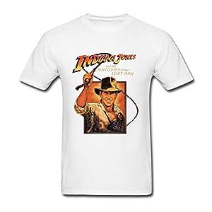 Triumph turn Indiana Jones Raiders Of Lost Ark T Shirt For Men