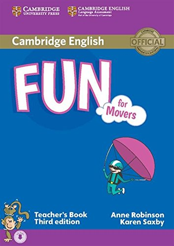 Fun for Movers Teacher's Book with Audio Third Edition