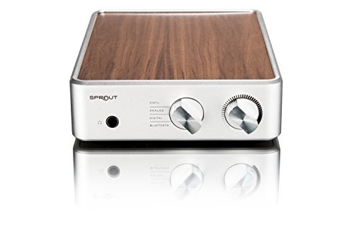 Discover Bargain PS Audio Sprout Complete Hifi Home DAC Amp, High End Audio from Vinyl, Analog, Digi...