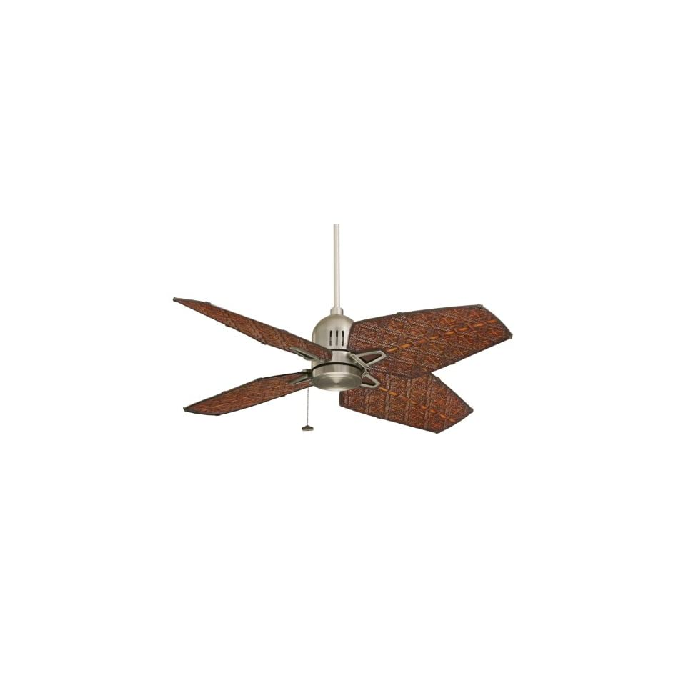 Emerson CF3600AP Camden Indoor/Outdoor Ceiling Fan, 52 Inch or 44 Inch Blade Span, Antique Pewter Finish