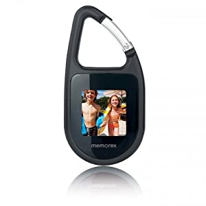Memorex Photo Viewer - Black