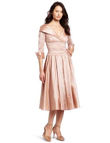 58c79a5533870 Jessica Howard Women's 1 Piece Portrait Collar Dress - Wadulifashions