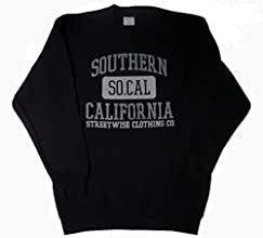 Streetwise Men39s Cash Only Crewneck Sweater