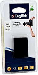 Digitek LP-E10 Camera Battery