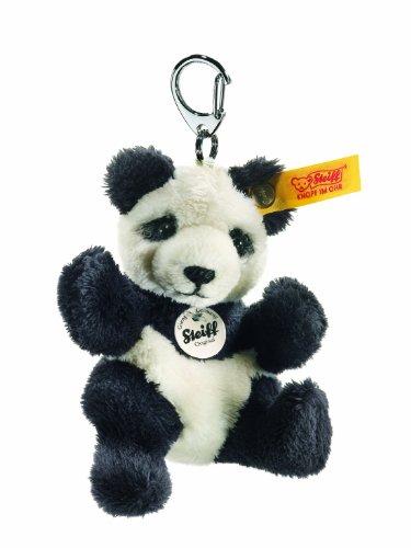 Steiff-Keyring-Panda-BlackWhite