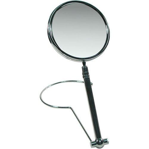 Chrome Neck Mirror 7x