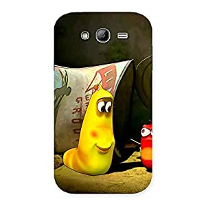 Cute Naughty Friendly Cartoon Back Case Cover for Galaxy Grand