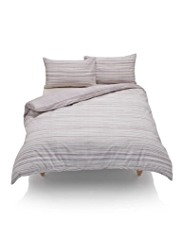 Movement Striped Bedset