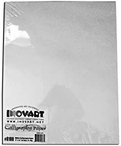 Inovart Calligraphy Parchment Paper White 11