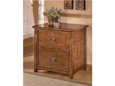 Cross Island Lateral File Cabinet front-1069808