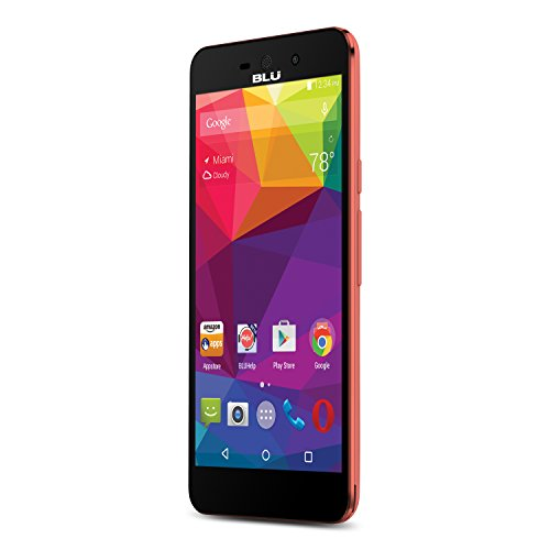 BLU Studio C Super Camera -Unlocked Smartphone - US GSM- Pink