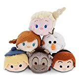 Disney Tsum Tsum Frozen Set of 6 Characters for Sale
