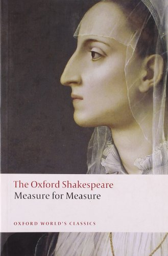 Measure for Measure (1604) (Book) written by William Shakespeare