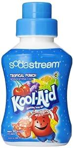 SodaStream Kool Aid Tropical Punch Syrup, 500mL