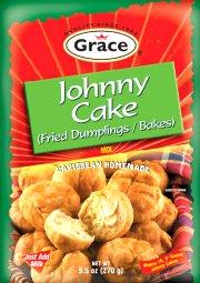 Grace Johnny Cake Mix