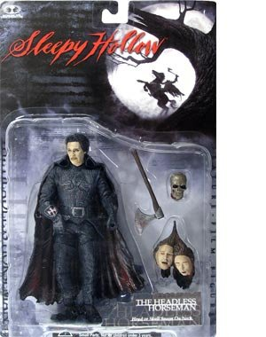 Sleepy Hollow Headless Horseman Figure
