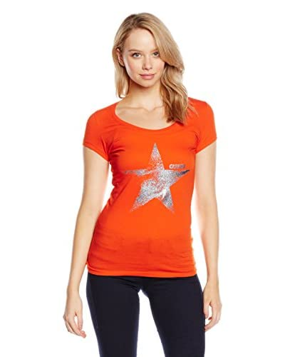 Guess T-Shirt Manica Corta [Arancione]