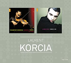 Naive 15th Anniversary Limited Editions: Laurent Korcia