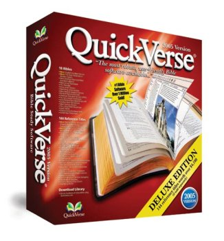 QuickVerse 2005 Deluxe Edition