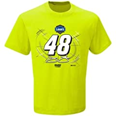 Jimmie Johnson NASCAR #48 Adult Lowe