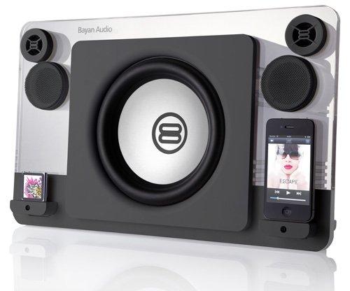 Bayan Audio 7 Speaker Dock - Black Black Friday & Cyber Monday 2014