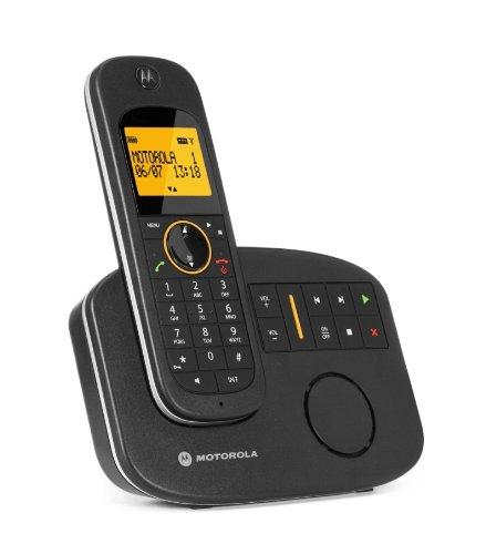 Motorola D1011 Schwarz picture