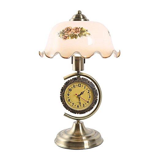 jujun led e27 tisch lampe retro f r schlafzimmer wohnzimmer dekoration beleuchtung schmiedeeisen. Black Bedroom Furniture Sets. Home Design Ideas