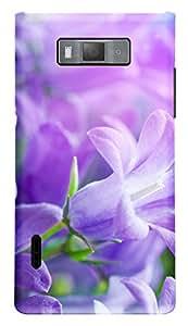 TrilMil Printed Designer Mobile Case Back Cover For LG Optimus L7 P705