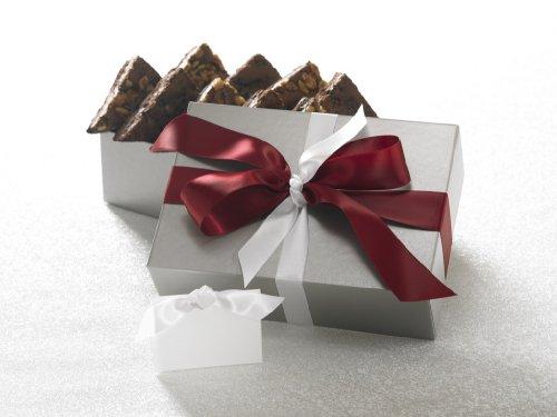 Burgundy Elegance 12 Count Gourmet Brownie Gift
